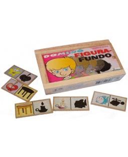 Dominó Figura-Fundo