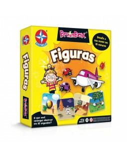 Jogo Brainbox Figuras