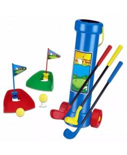 Jogo de Golfe sacola com carrinho
