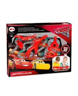 Jogo Pista e Atalhos Carros 3