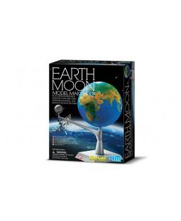 Kit Modelo Terra - Lua