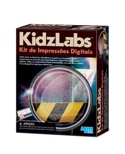 Kit de Impressões Digitais