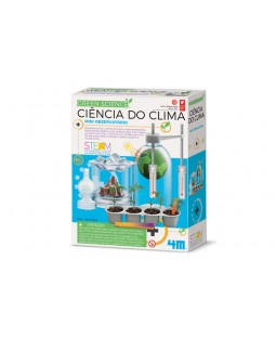 Kit Ciência do Clima