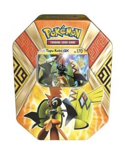 Pokémon Lata GX Guardiões das Ilhas – Tapu Koko