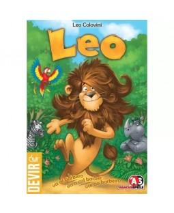 Leo Vai ao Barbeiro Original - DEVIR