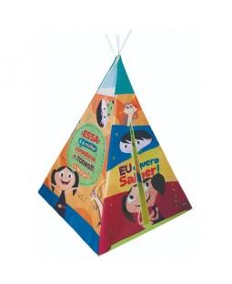 Tenda Índio Infantil - O Show Da Luna