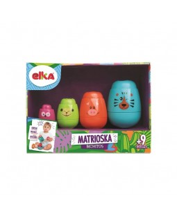 Matrioska - Bichitos