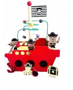 Navio Pirata Bem Infantil