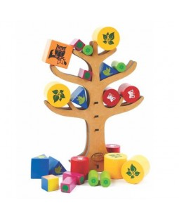 Jogo Equilíbrio Árvore
