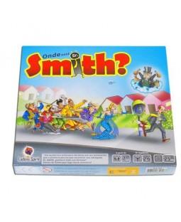 Onde está o Sr. Smith?