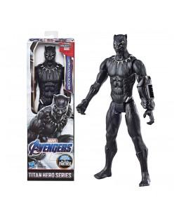 Boneco Black Panther - Pantera Negra - Marvel Avengers