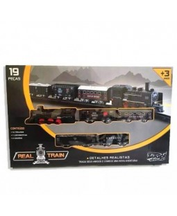 Locomotiva Real Train