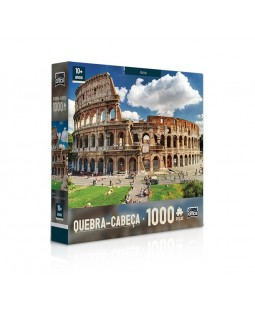 QC Coliseu Roma - 1.000 Peças