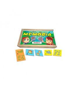 Memória Numerais