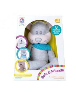 Soft & Friends Miau Estrela