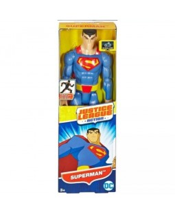 Boneco Superman - Justice League Action