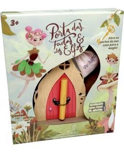 Porta das Fadas & Elfos – Rosa