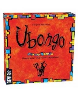 Jogo Ubongo - DEVIR