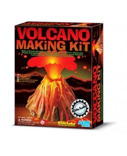 Construa seu Vulcão