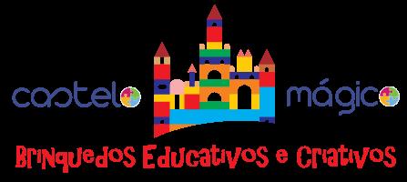 Castelo Mágico Brinquedos Educativos e Criativos